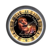 President Obama's Official Wall Clock