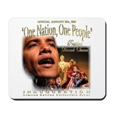 President Obama's Official Mousepad