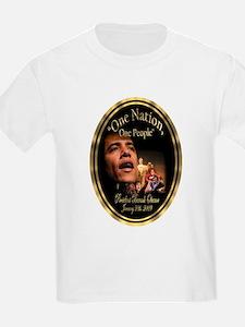 President Obama's Official T-Shirt