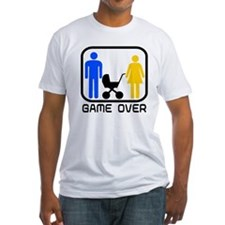Game Over Marriage Married Ba Shirt