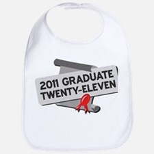 Twenty Eleven Graduate Bib