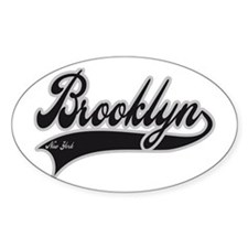 BROOKLYN NEW YORK Decal