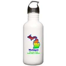 Say Yes To Michigan and The M Water Bottle