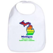 Say Yes To Michigan and The M Bib