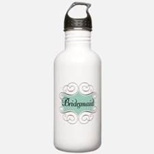 Beautiful Bridesmaid Water Bottle