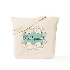 Beautiful Bridesmaid Tote Bag