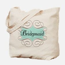 Beautiful Bridesmaid Tote Bag