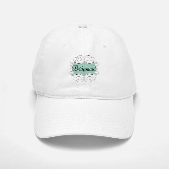 Beautiful Bridesmaid Baseball Baseball Cap