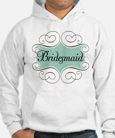 Beautiful Bridesmaid Jumper Hoody