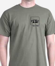 GONNADOTHIS.COM-Camping-Popup T-Shirt