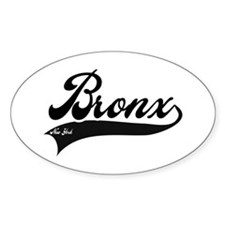 BRONX NEW YORK Decal