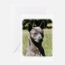 Thai Ridgeback 9Y815D-273 Greeting Card