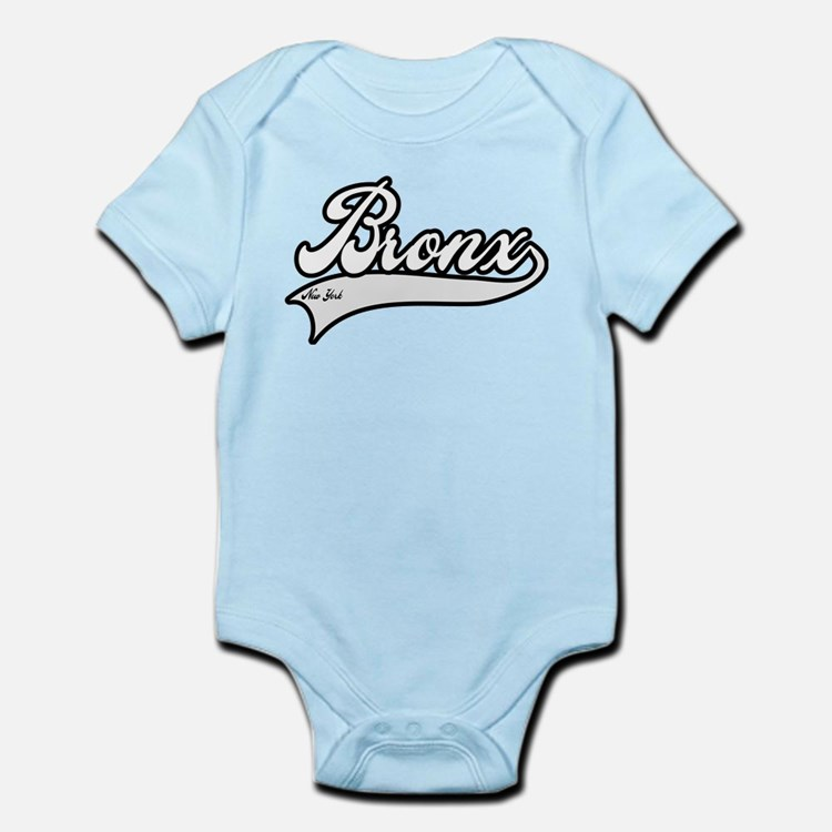 BRONX NEW YORK Infant Bodysuit