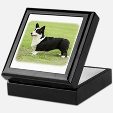 Welsh Corgi Cardigan 9Y501D-007 Keepsake Box