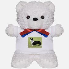 Welsh Corgi Cardigan 9Y501D-007 Teddy Bear