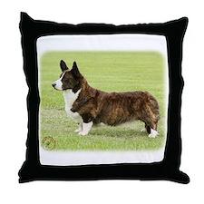 Welsh Corgi Cardigan 9Y501D-091 Throw Pillow