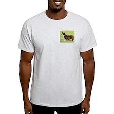 Welsh Corgi Cardigan 9Y501D-091 T-Shirt