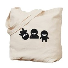 Like a Ninja Tote Bag