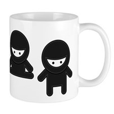 Like a Ninja Mug