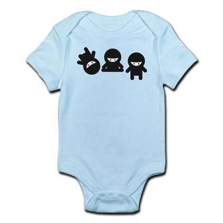 Like a Ninja Infant Bodysuit