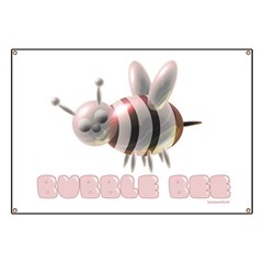 Bubble Bee Banner