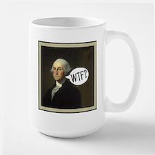 George WTF Mug