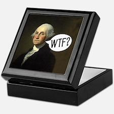 George WTF Keepsake Box