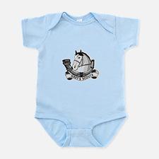 Grey's Scouts Infant Bodysuit