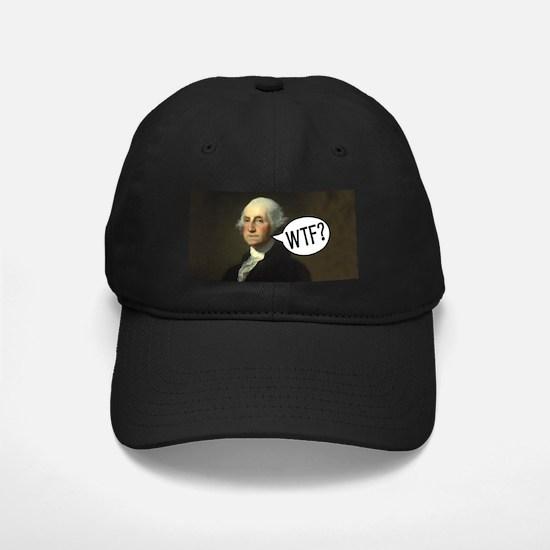 George WTF Baseball Hat
