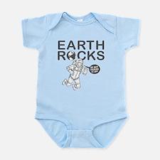 """Earth Rocks"" Infant Bodysuit"