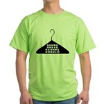 South Dakota - The Hanger State Green T-Shirt