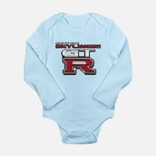 SAVE THE SKY Long Sleeve Infant Bodysuit