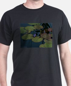 Waterlily, Colorful, T-Shirt
