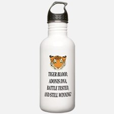 Tiger Blood Water Bottle