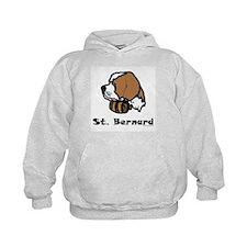 St. Bernard Hoodie - Dog