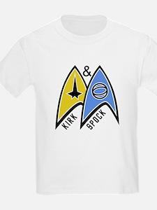 Kirk & Spock T-Shirt