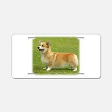Welsh Corgi Pembroke 9F095D-04 Aluminum License Pl