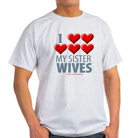 Sister Wives Light T-Shirt