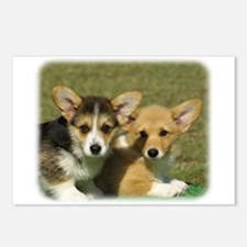 Welsh Corgi Pembroke 9K025D-18 Postcards (Package