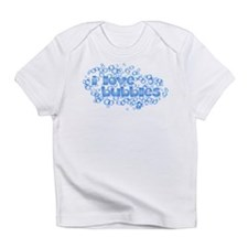 I Love Bubbles Infant T-Shirt