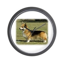 Welsh Corgi Pembroke 9R022-067 Wall Clock