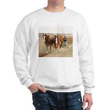 Cute Harness horse Sweatshirt