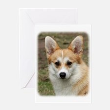 Welsh Corgi Pembroke 9Y565D-015 Greeting Card