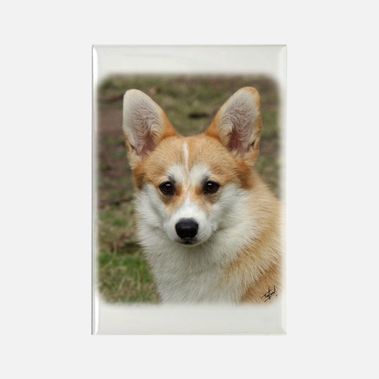 Welsh Corgi Pembroke 9Y565D-015 Rectangle Magnet