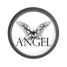 Team Angel Wall Clock