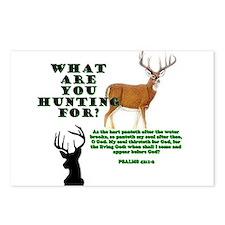 As the Deer Postcards (Package of 8)