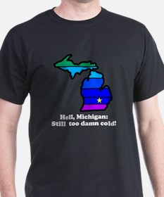 Say Yes To Michigan and The M T-Shirt