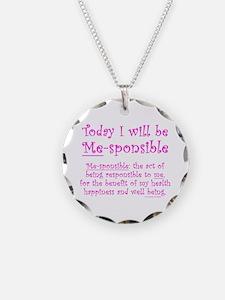 Me-sponsible Necklace