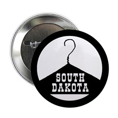 South Dakota - The Hanger Sta Button