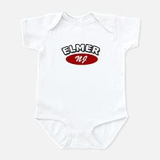 Elmer, NJ - Appel Farm Arts F Infant Creeper